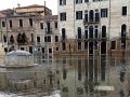 acqua-alta-a-Campo-San-Barnaba-a-Venezia