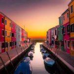 Enrico Bonamano guida turistica a Venezia accompagnatore turistico isola di Burano