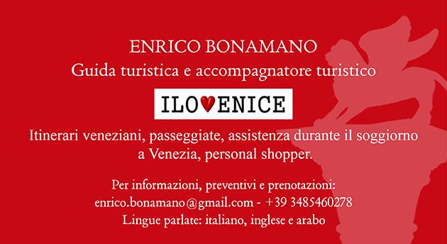 Venezia classica: tra San Marco e Rialto con Enrico Bonamano guida turistica e accompagnatore turistico per Venezia
