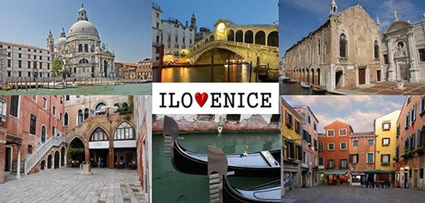 itinerari turistici a Venezia con Enrico Bonamano accompagnatore turistico a Venezia