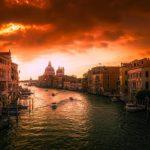 Enrico Bonamano guida turistica accompagnatore turistico visite guidate per Venezia tramonto